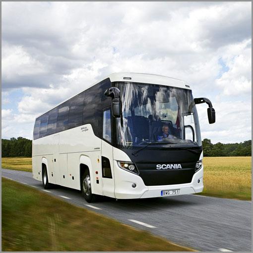 اتوبوس دربستی آیرانز